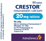 CRESTOR TAB 20MG 56 (BRAND FROM TURKEY)