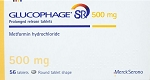 GLUCOPHAGE XR (GLUCOPHAGE SR BRAND FROM UK) 500MG XR TABS 84