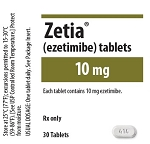 ZETIA (Ezetimibe) - single option bar