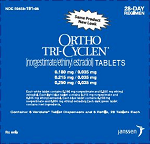 ORTHO TRI-CYCLEN 7-7-7 TAB 21 DAY